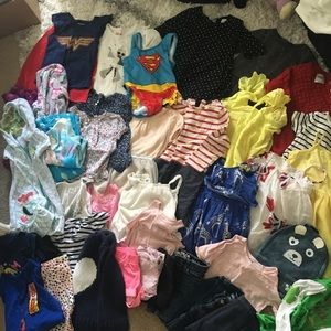 Other - Huge lot of 3-4T girls clothing